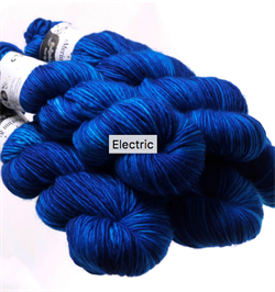 HF SOCK MINIS -  farge ELECTRIC